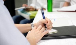 2018年3月掲載2 調理師試験準備講習会を受けた方のアンケート
